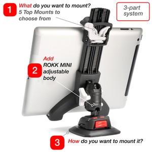Mini Cable Tie Mount