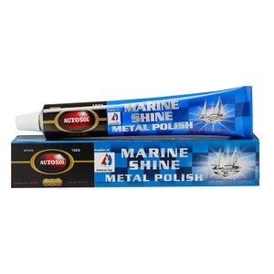 Marine Shine Metal Polish 75ml/100g Tube
