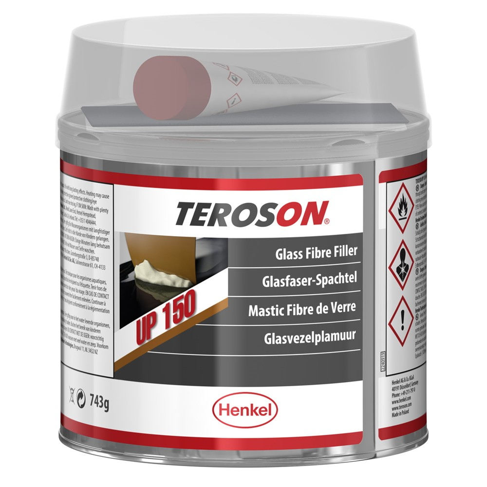 (Teroson UP 150) Glassfibre Filler Large