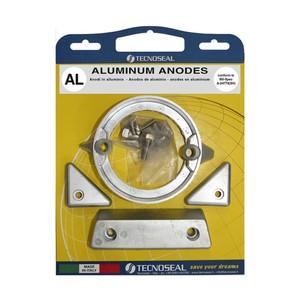 Engine Anode Kit Aluminium - Volvo 290DP-C