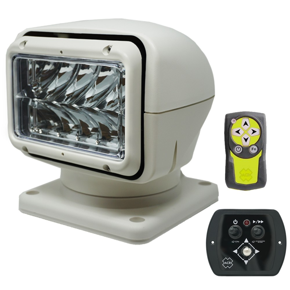 RCL-95 Wired & Wireless Remote Control LED Searchlight