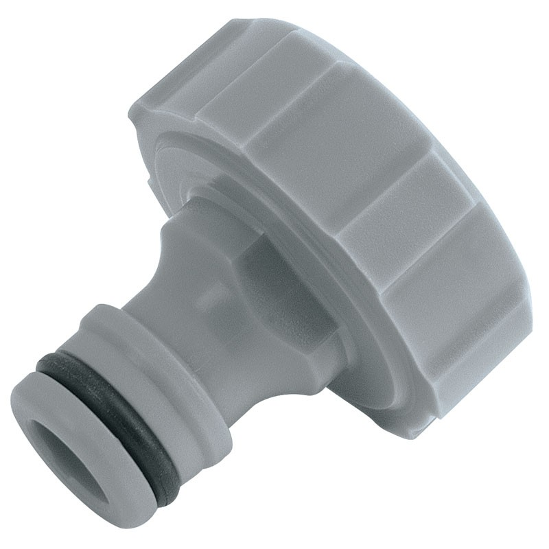 Plastic Tap Connector 1 inch