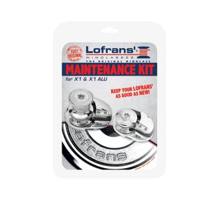Windlass Maintenance Kit - X1