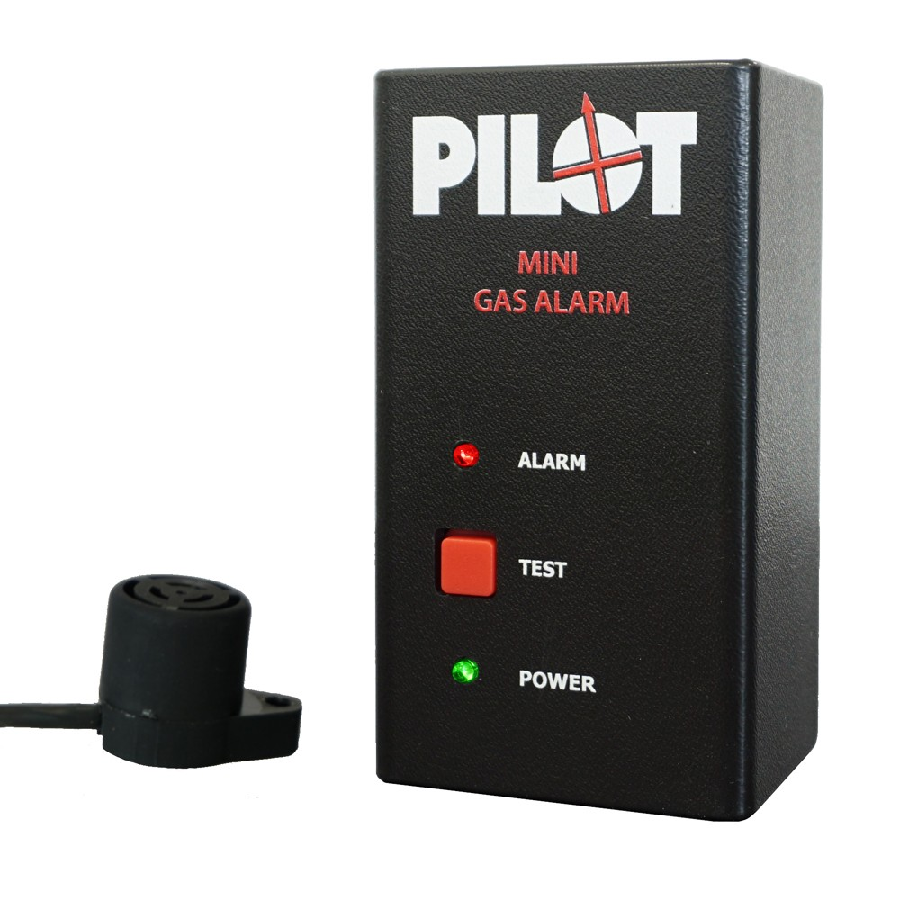 Gas Alarm with One Sensor