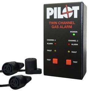 Carbon Monoxide & Twin Gas Alarm System