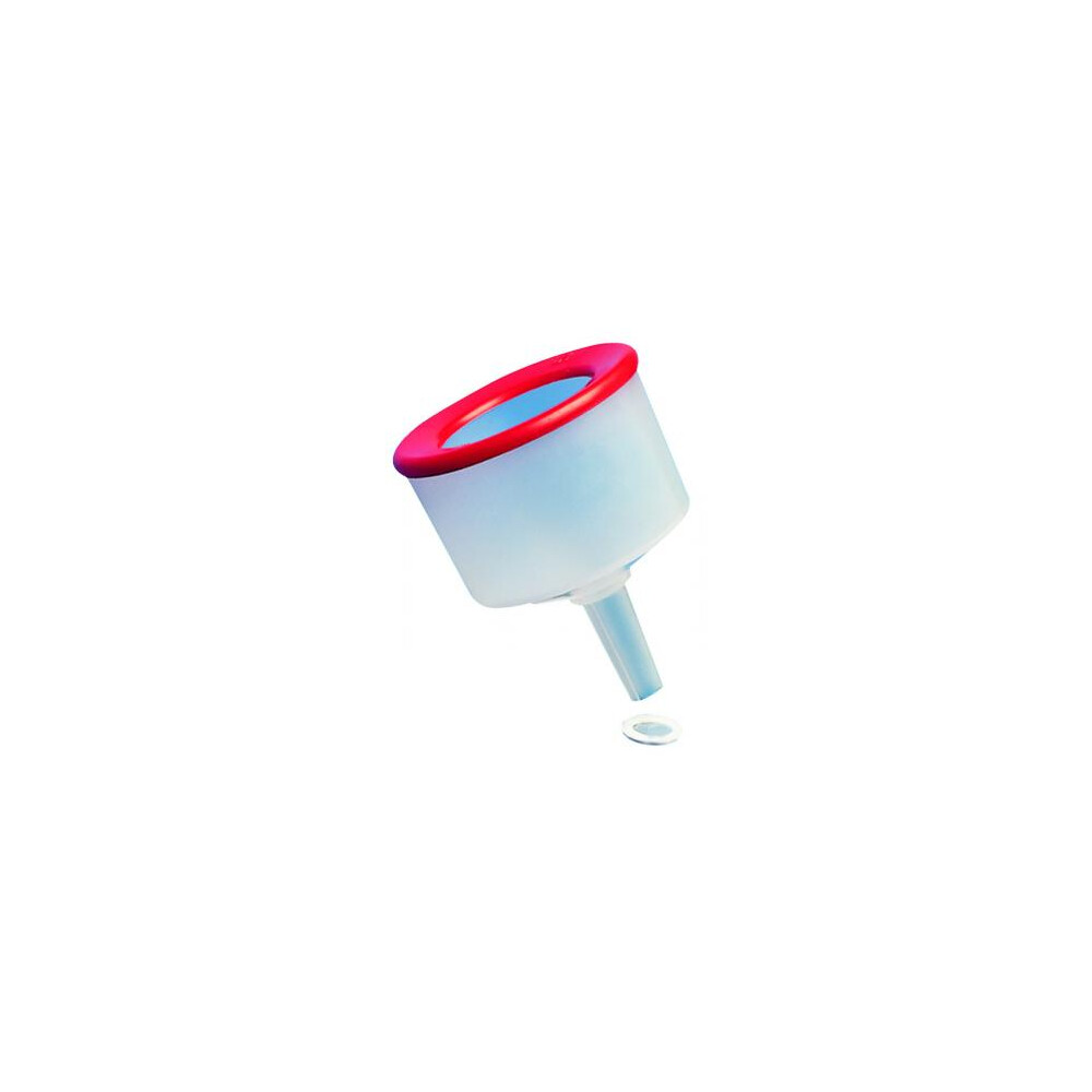 Transparant Plastic Anti-Splash Funnel