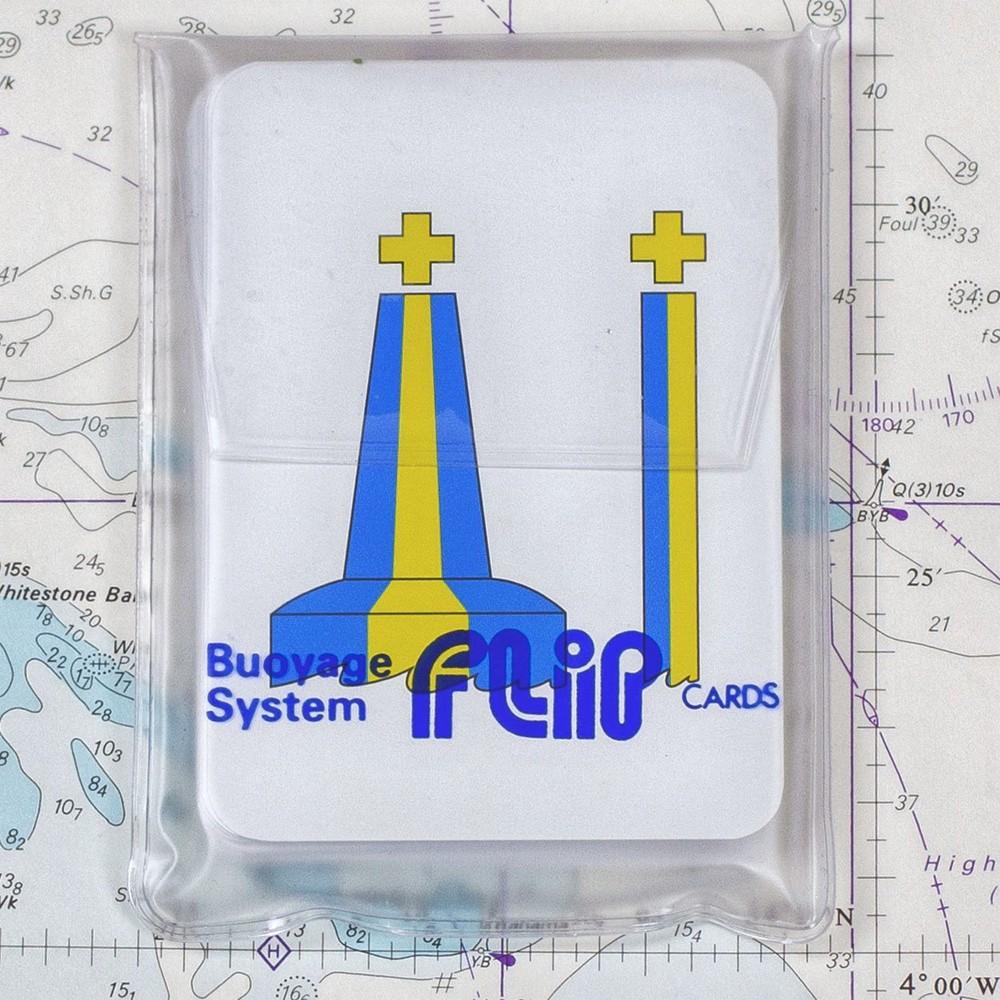 Flip Cards IALA Buoyage