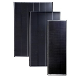 Framed PV Solar Panel