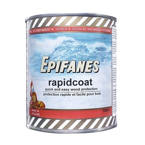 Rapidcoat Varnish - 750ml