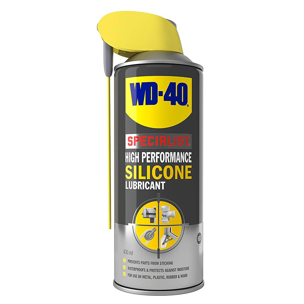 High Performance Silicone Lubricant 400ml