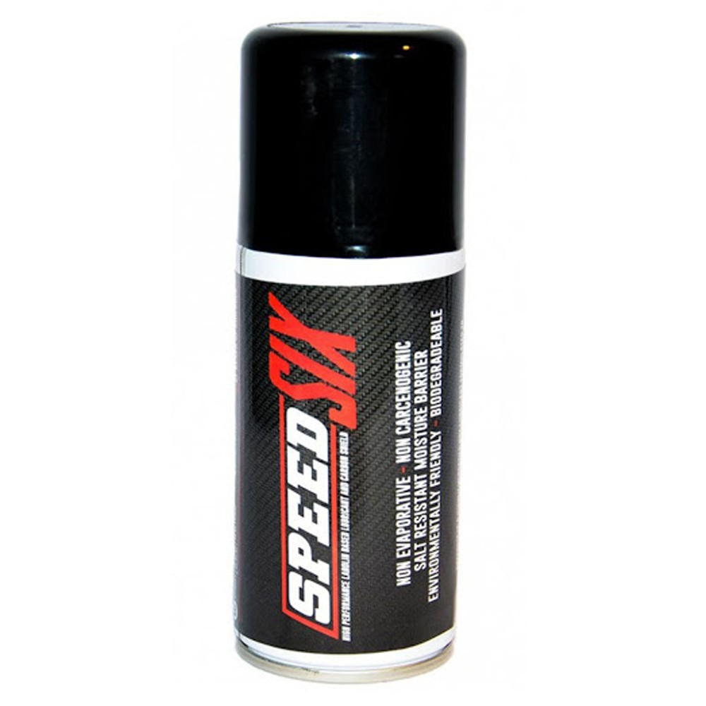 Speed Six Lubricant & Carbon Shield Spray