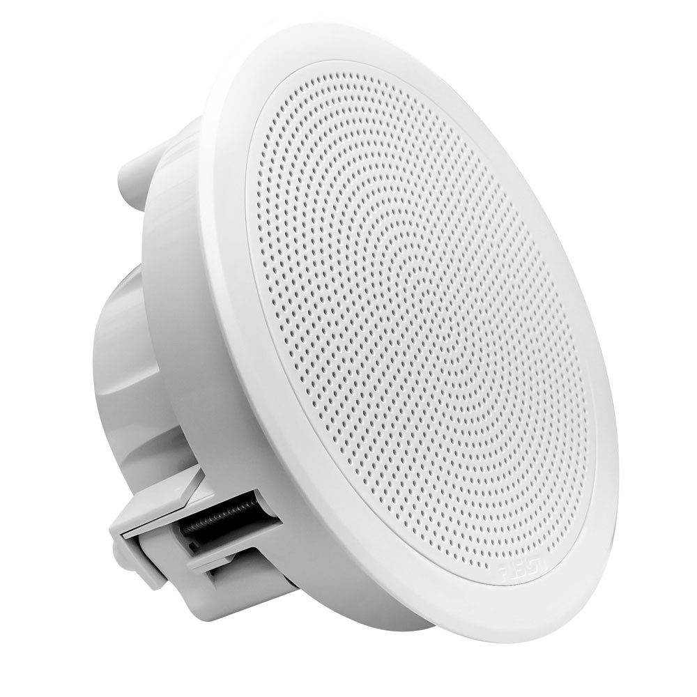 FM Series 6-5 120W Flush Mount Round Marine Speakers