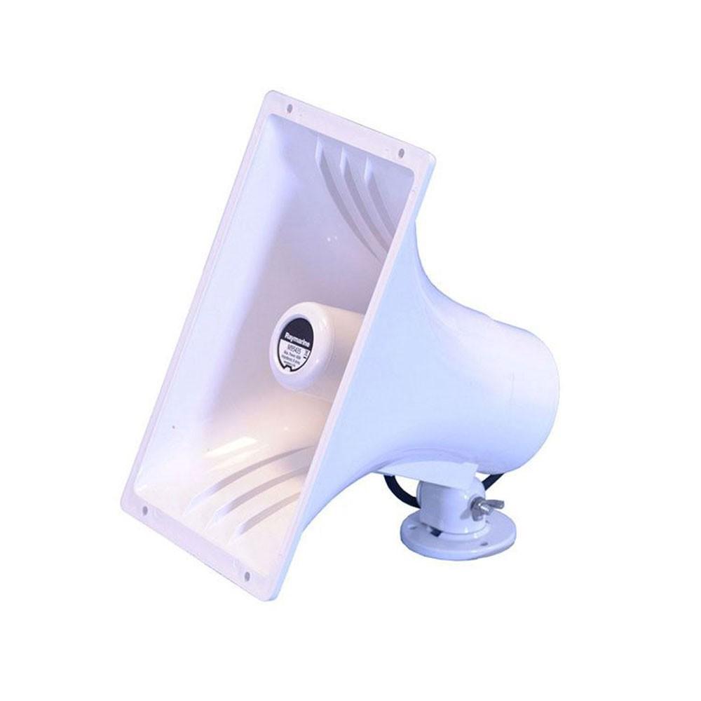 External Hailer Horn