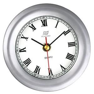 Clock Matt Chrome 4