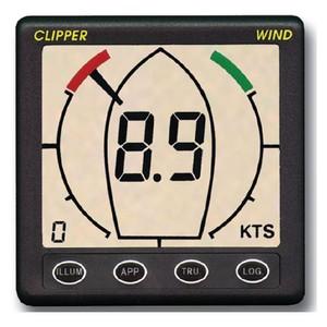 Clipper Tactical/True/Apparent Wind Display