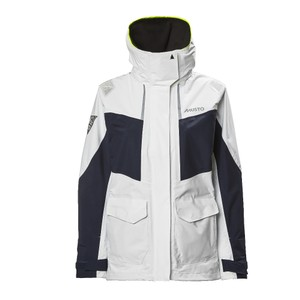Women's BR2 Coastal Jacket - White