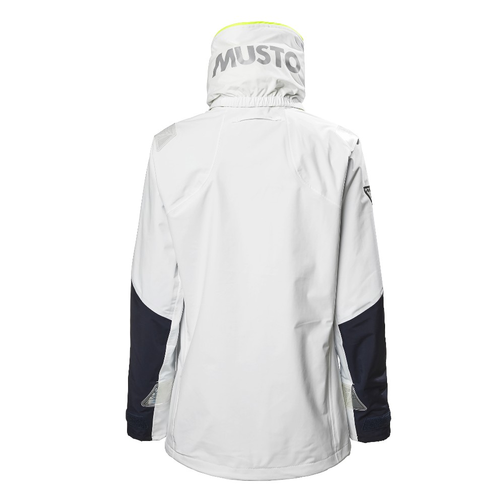 Women's BR2 Coastal Jacket - White
