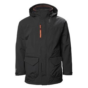 Men's Corsica BR1 Long Jacket - Black