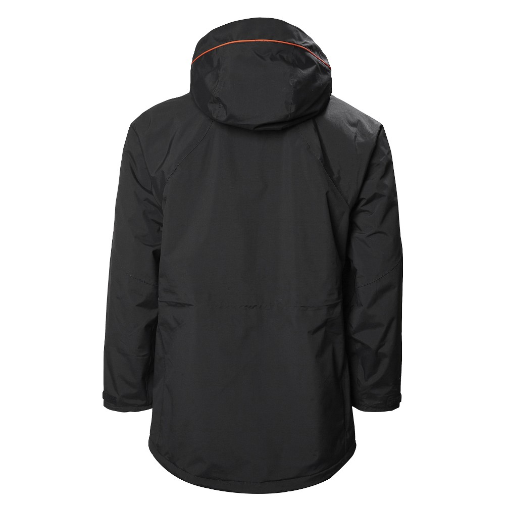 Men's Corsica BRI Long Jacket - Black