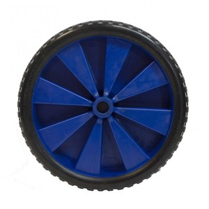 Non-Puncture Trolley Wheel