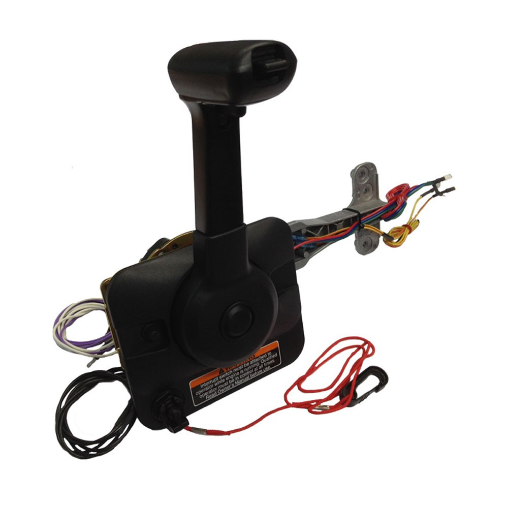 SL-3 Outboard Side Mount Control PT&T