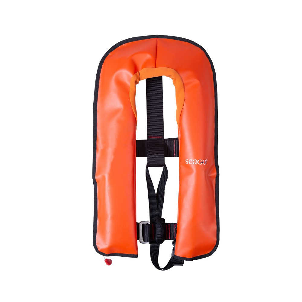 Seaguard 165N Wipe Clean Lifejacket Auto/Harness