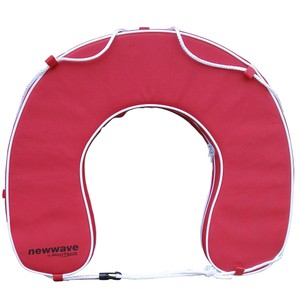 Horseshoe Lifebuoy Only - Red