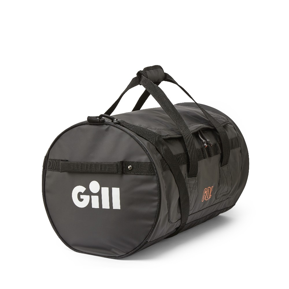 Tarp Barrel Bag 60L -  Black