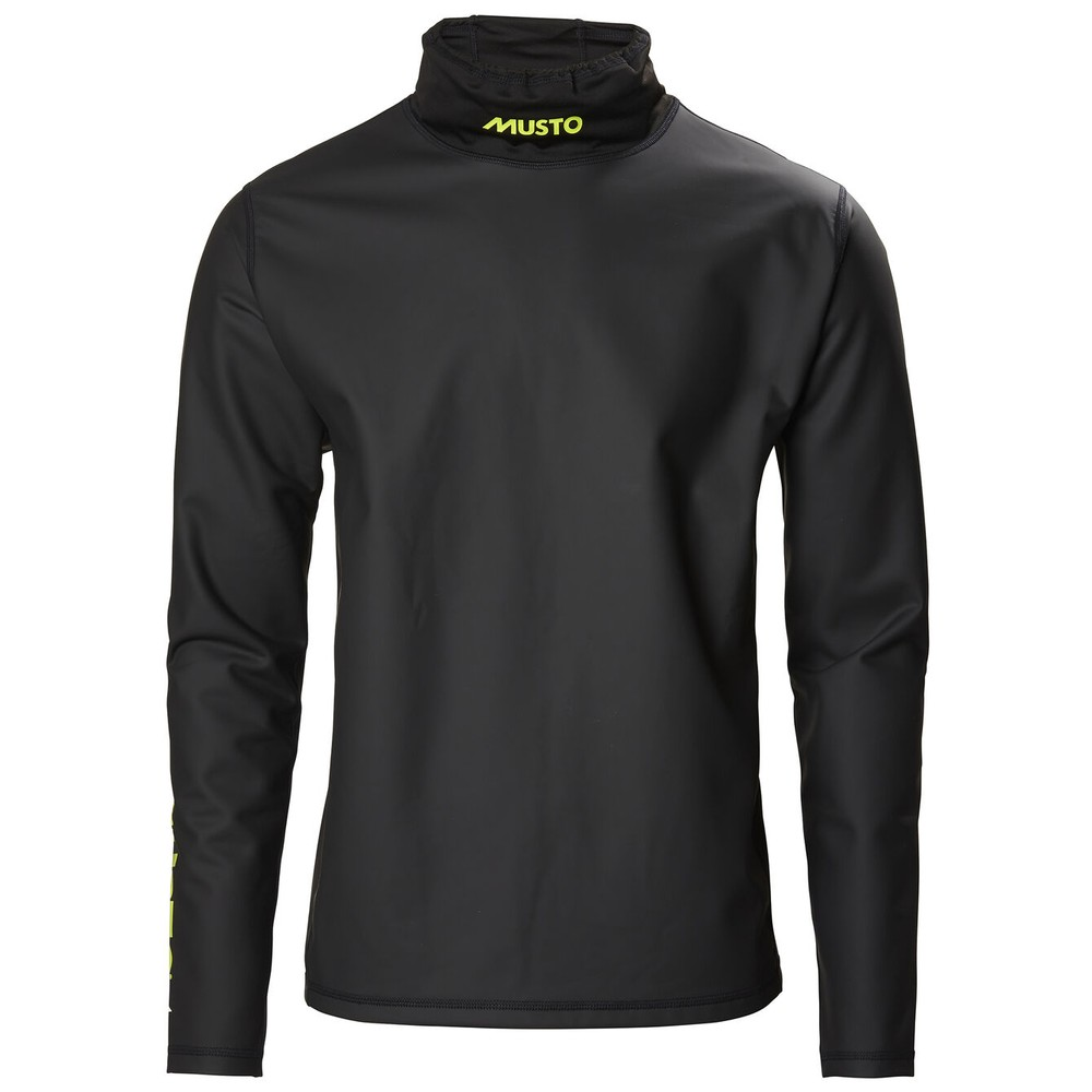 Championship Fleece Aqua Top - Black