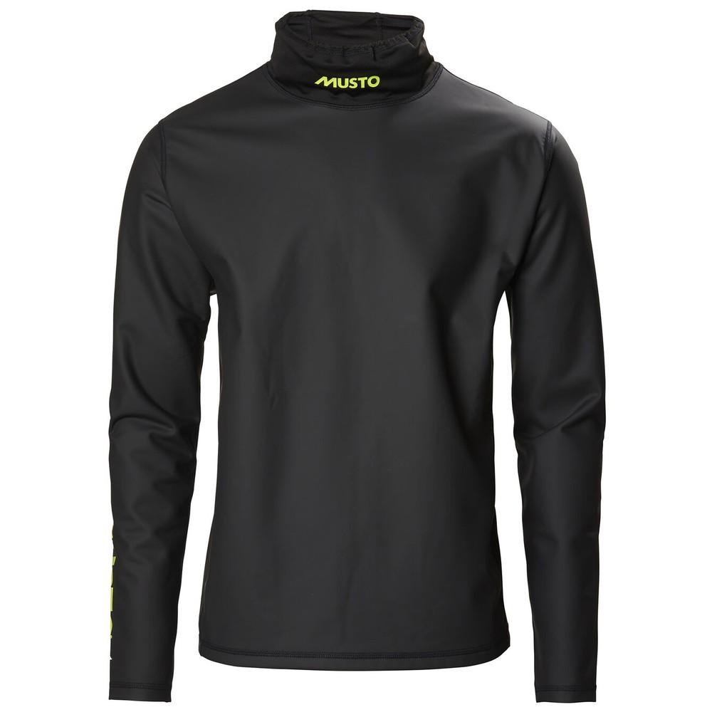 Championship Fleece Aqua Top - Black