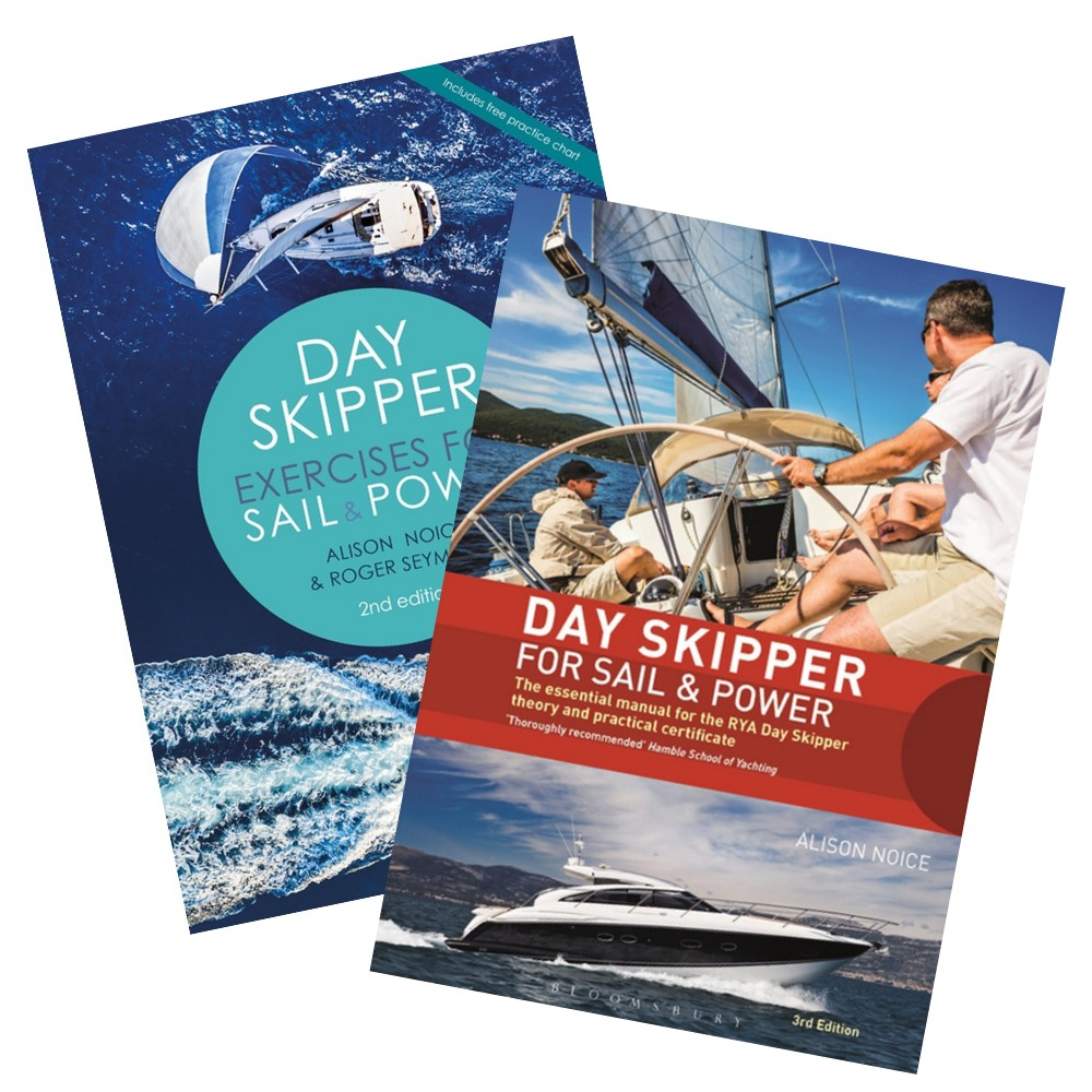 Day Skipper Books Pack