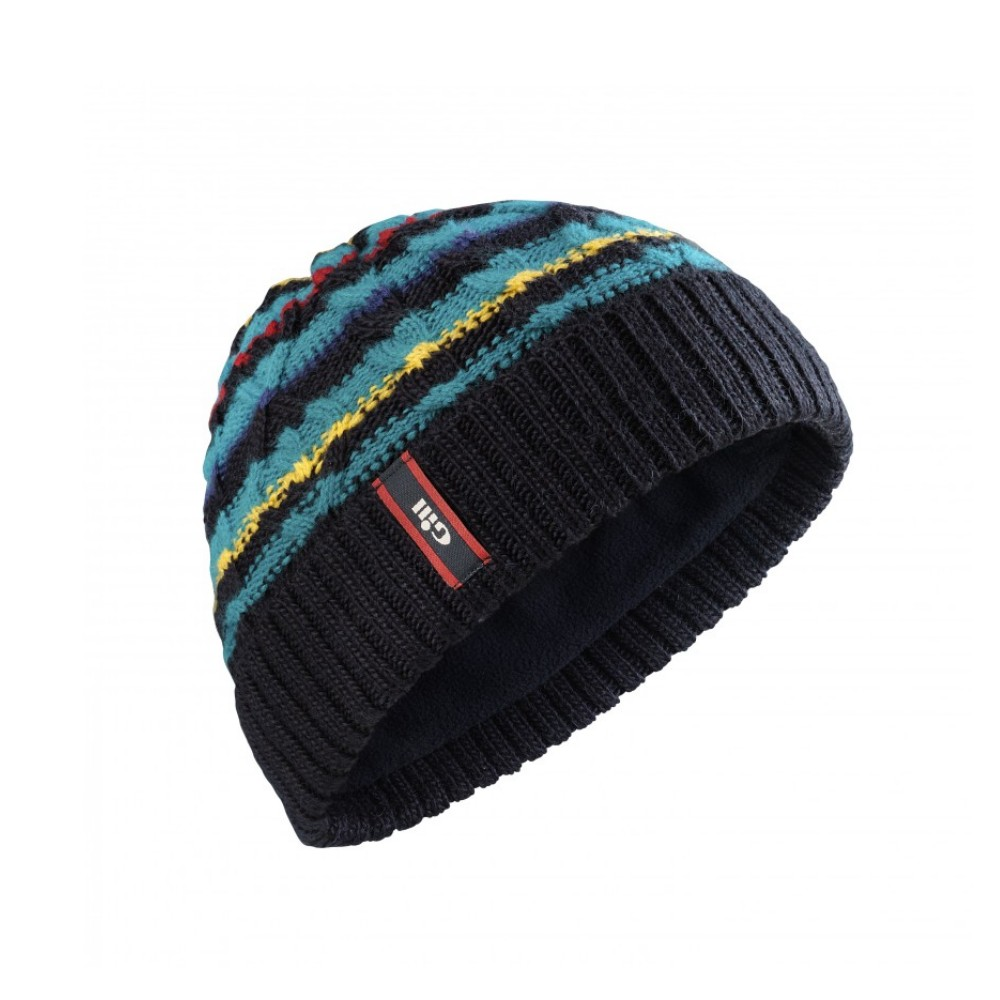 Junior Stripe Beanie