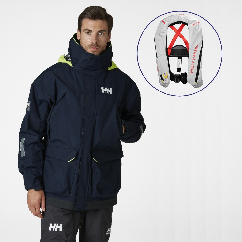 Pier 3 Suit and Lifejacket Deal