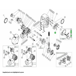 H2-H3 Windlass Control Arm Kit