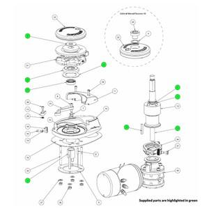 V1 Windlass Drive Kit