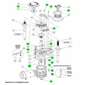 V4-V5 Windlass Fastener-Drive