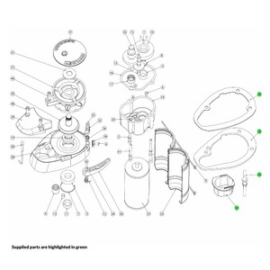 V700 Windlass Mounting Kit 5-16 USA