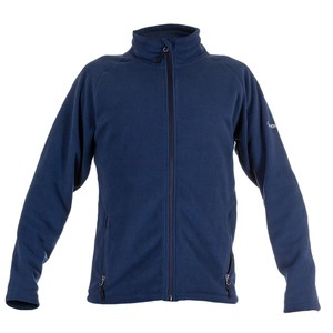 Eddystone Full Zip Fleece - Navy