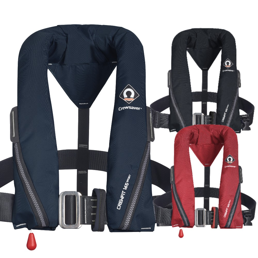 Crewfit 165N Sport Lifejacket Manual