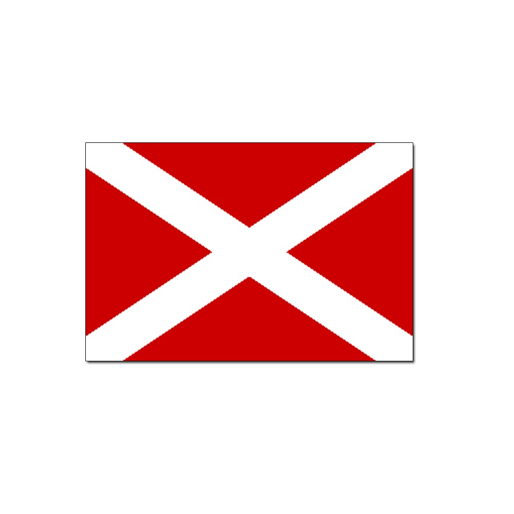 Naval Numeral Flag 4