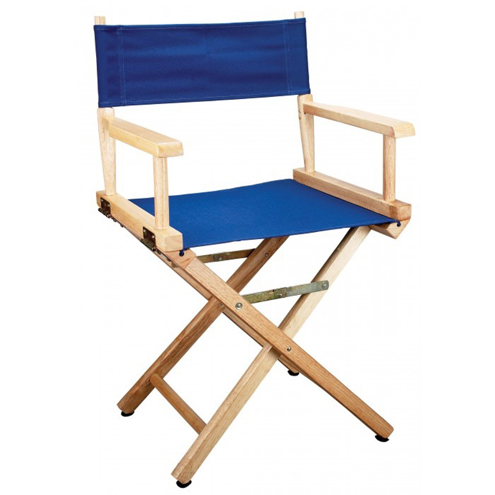 Director's Chair - Navy blue