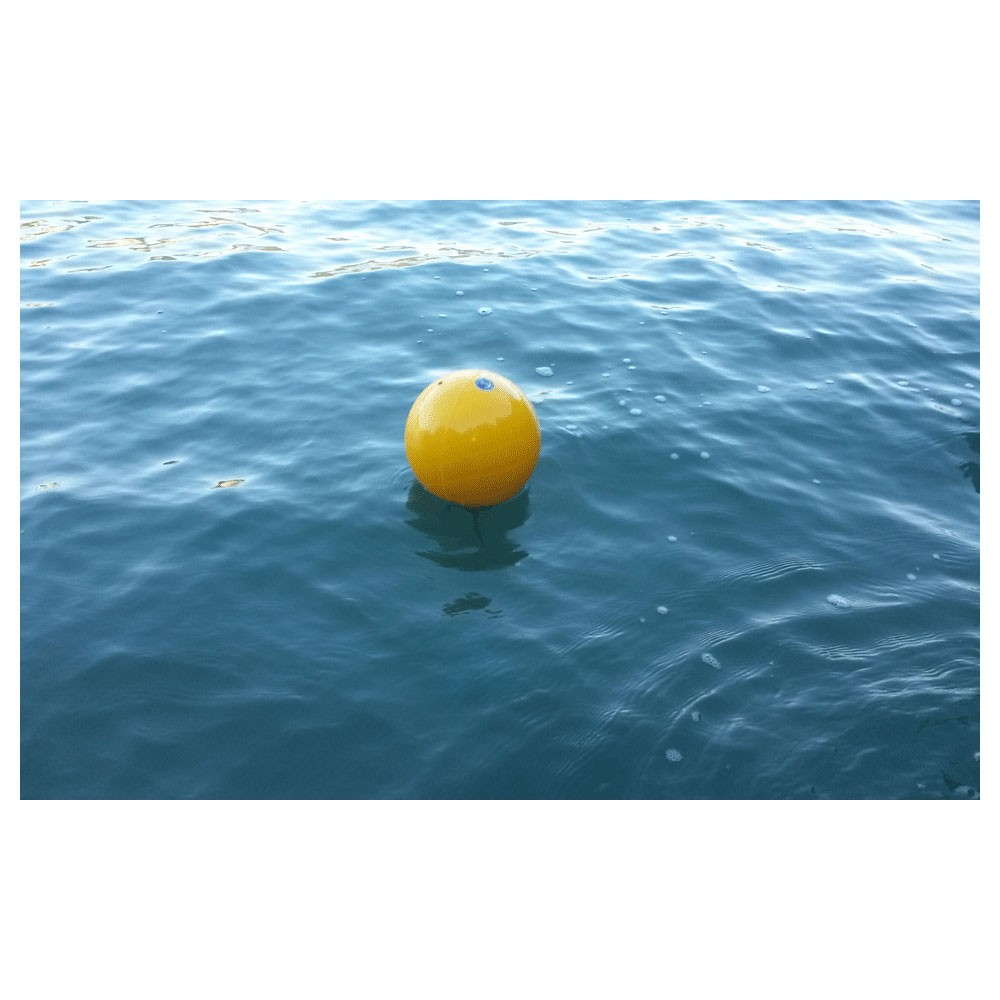 Marker Buoy Yellow 6x8