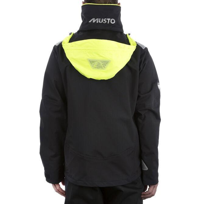 BR2 Offshore Jacket - Black