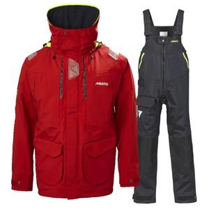 BR2 Offshore Jacket - True Red