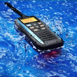 IC-M25 Euro VHF Radio Blue