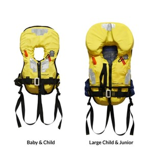 Supersafe Childrens 150N Air Foam Lifejacket