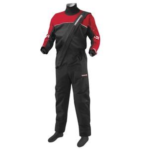 Cirrus Drysuit Black/Red