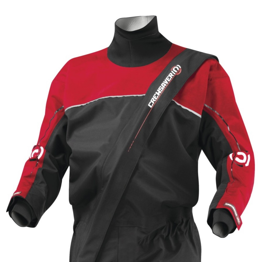 Cirrus Drysuit Black/Red