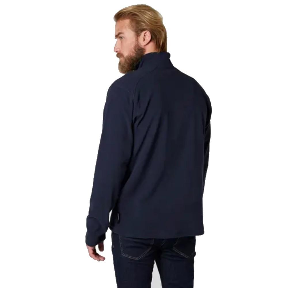 Men's Daybreaker Half Zip Fleece - Navy