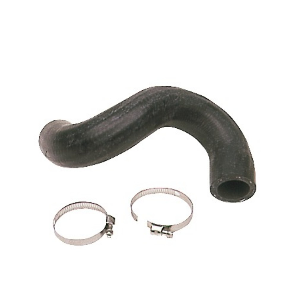Double Elbow Rubber Hose for Volvo Water Intake - 02